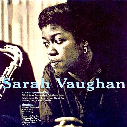 Sarah Vaughan (Remastered) by Sarah Vaughan