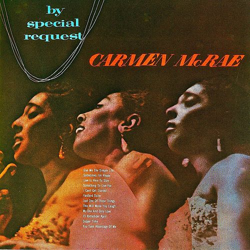 By Special Request! (Remastered) de Carmen McRae
