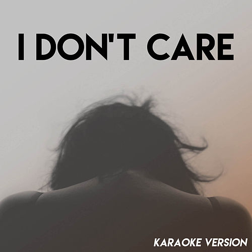 I Don't Care (Karaoke Version) von Vibe2Vibe