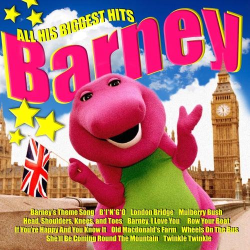 Barney - All His Biggest Hits de TV Themes