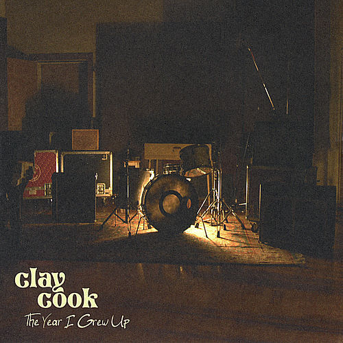 The Year I Grew Up de Clay Cook