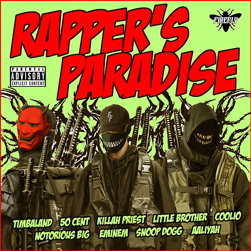Rapper's Paradise de Various Artists