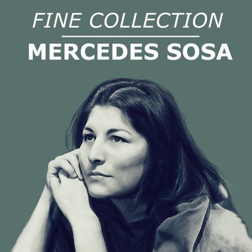 Fine Collection de Mercedes Sosa