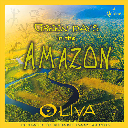 Green Days in the Amazon de Oliva