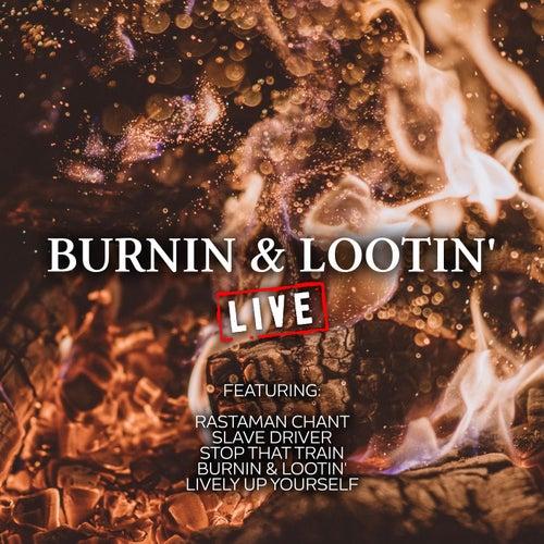 Burnin & Lootin' (Live) de Bob Marley