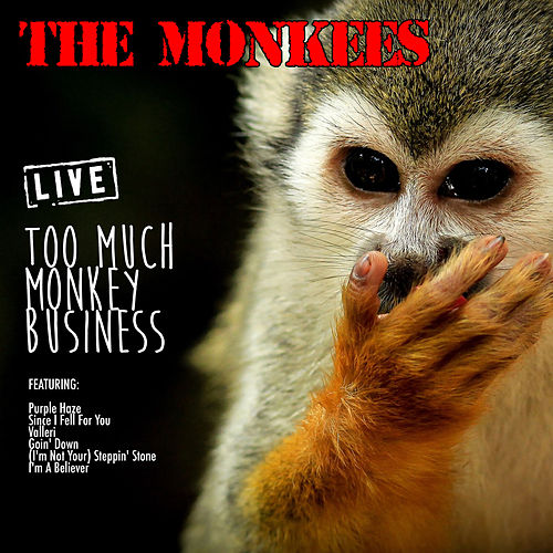 Too Much Monkey Business (Live) von Davy Jones