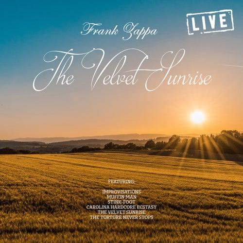 The Velvet Sunrise (Live) de Frank Zappa