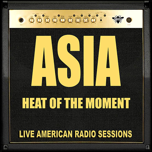 Heat Of The Moment (Live) de Asia