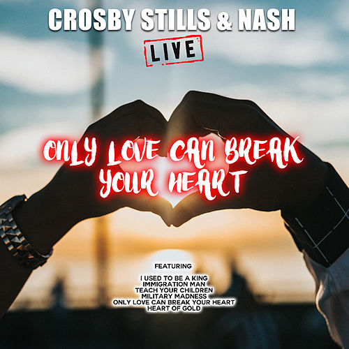 Only Love Can Break Your Heart (Live) by Crosby, Stills, Nash and Young