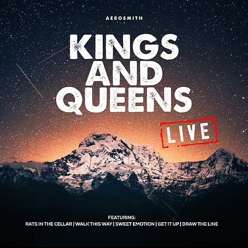 Kings And Queens (Live) by Aerosmith