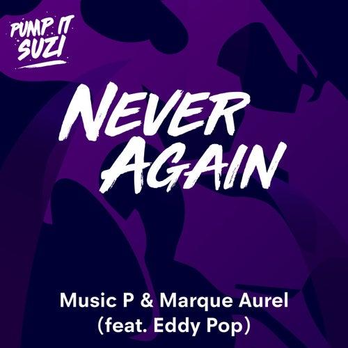 Never Again von Music P