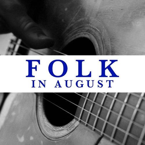 Folk In August de Various Artists