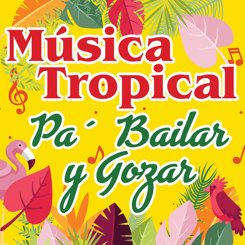 Musica Tropical Pa´ Bailar y Gozar by Various Artists