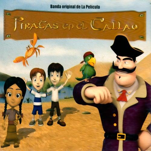 La Juerga Pirata (Banda Sonora Original de Piratas en el Callao) by TK