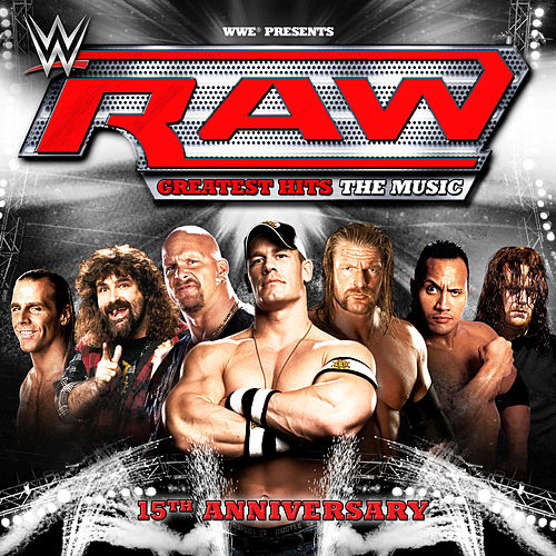 WWE: Raw Greatest Hits - The Music by WWE