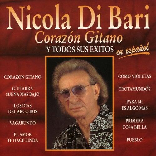 Corazon Gitano y Todos sus exitos en español von Nicola Di Bari