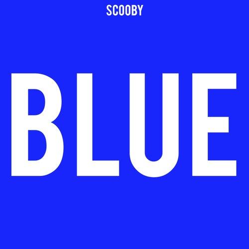 Blue de Scooby