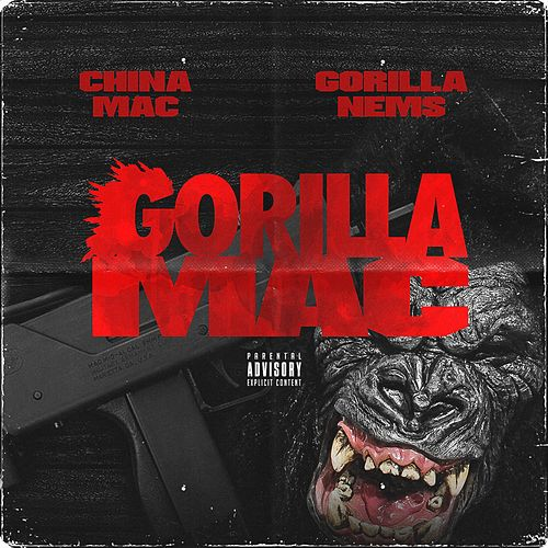 Gorilla Mac by China Mac