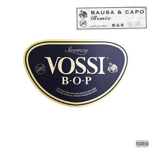 Vossi Bop (Remix) [feat. Bausa & Capo] by Stormzy