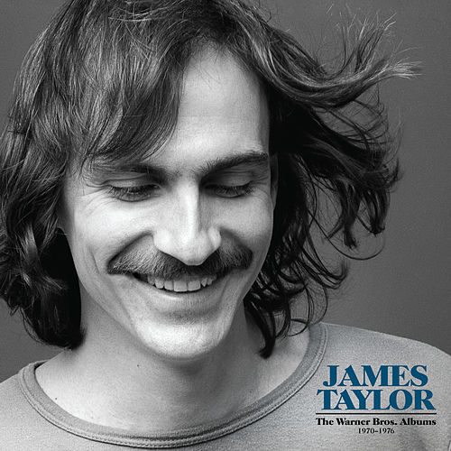 The Warner Bros. Albums: 1970-1976 by James Taylor