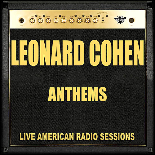 Anthems (Live) de Leonard Cohen