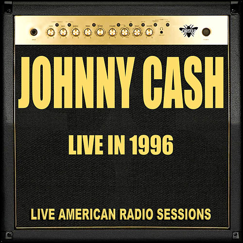 Johnny Cash - Live in 1996 (Live) de Johnny Cash