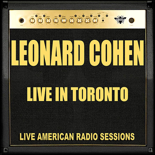 Live in Toronto (Live) by Leonard Cohen