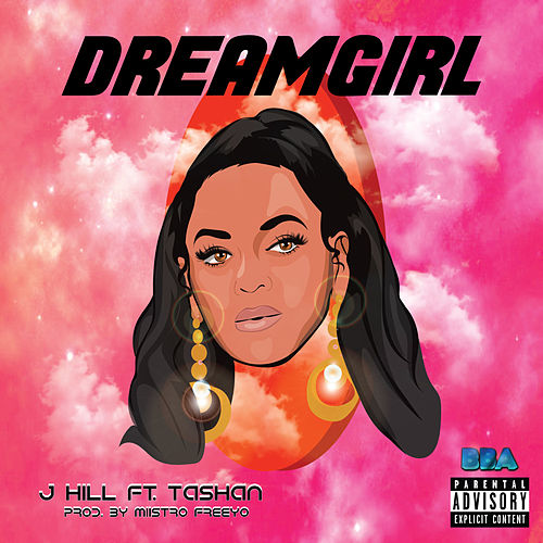 Dream Girl by J. Hill