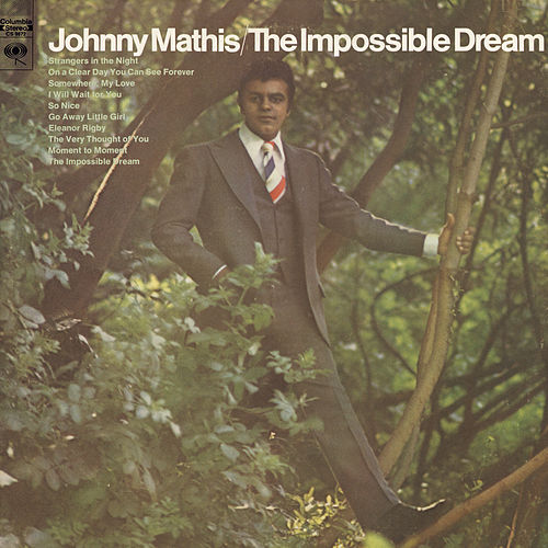 The Impossible Dream de Johnny Mathis