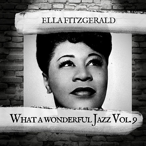 What a wonderful Jazz Vol.9 von Ella Fitzgerald