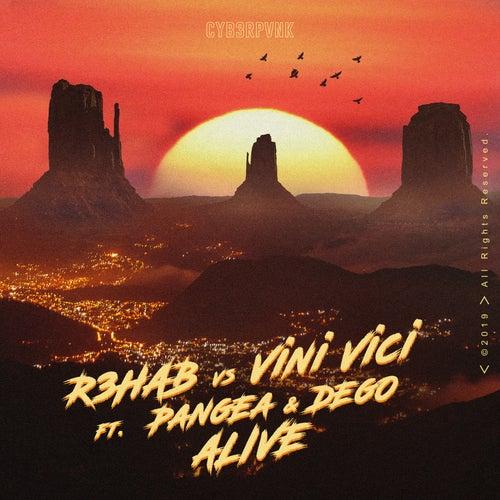 Alive by Vini Vici & Pangea R3HAB