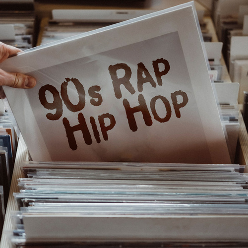 90s Rap Hip Hop von Various Artists
