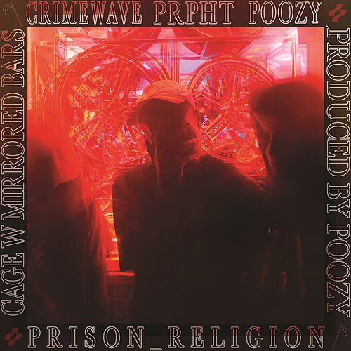 Cage with Mirrored Bars by Prison Religion