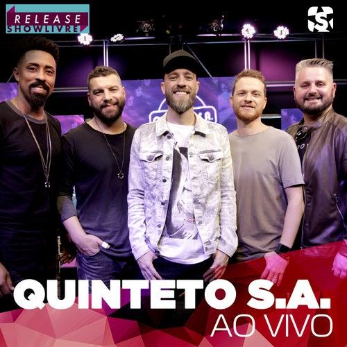 Quinteto S.A. No Release Showlivre (Ao Vivo) de Quinteto S.A.