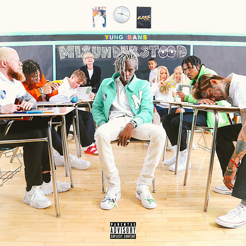 Misunderstood by Yung Bans