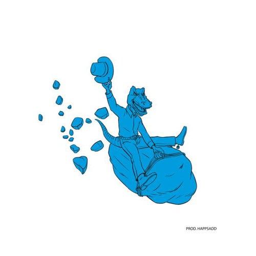 Dinossauro Num Asteroide e Eu Sozinha by Layla Policarpo