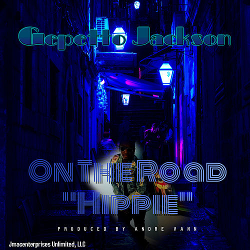 On the Road (Hippie) de Gepetto Jackson