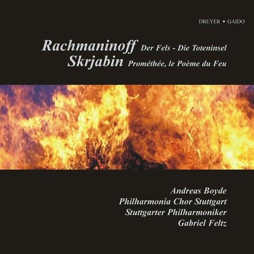 Rachmaninov: The Rock / The Isle of the Dead - Scriabin: Prometheus de Gabriel Feltz