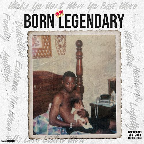 Born Legendary by Skyy