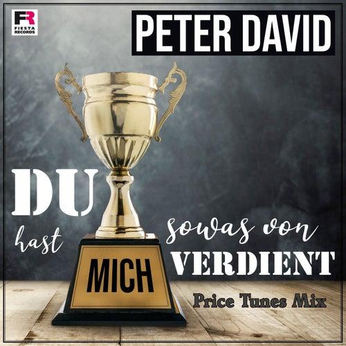 Du hast mich sowas von verdient (Price Tunes Mix) von Peter David