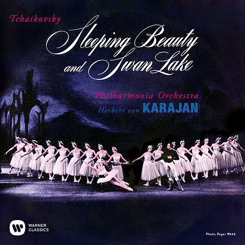 Tchaikovsky: Suites from Swan Lake and The Sleeping Beauty von Herbert Von Karajan