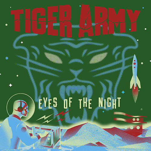 Eyes of the Night de Tiger Army