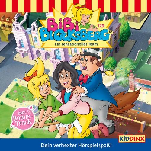 Folge 129: Ein sensationelles Team von Bibi Blocksberg