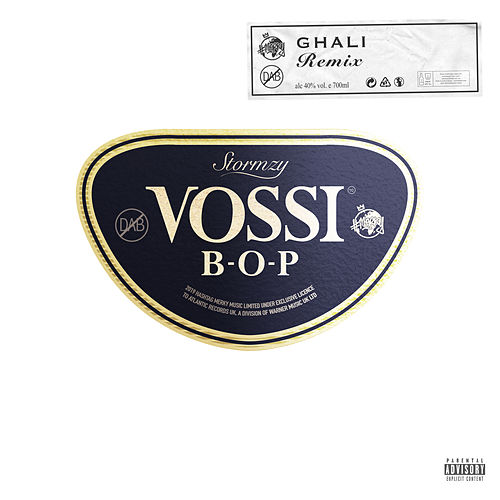 Vossi Bop (Remix) [feat. Ghali] by Stormzy
