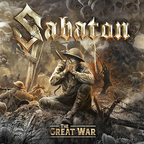 The Soundtrack To The Great War von Sabaton