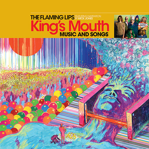 King's Mouth: Music and Songs de The Flaming Lips