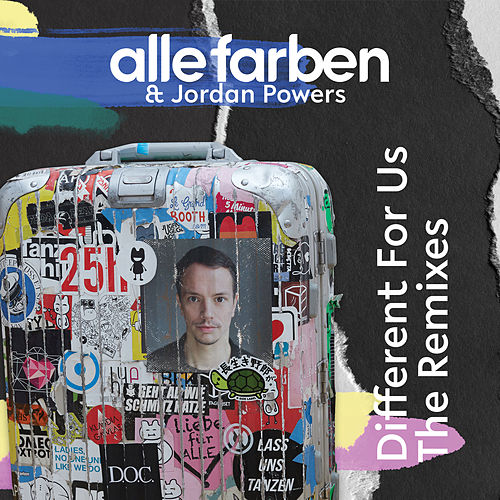 Different for Us - The Remixes by Alle Farben