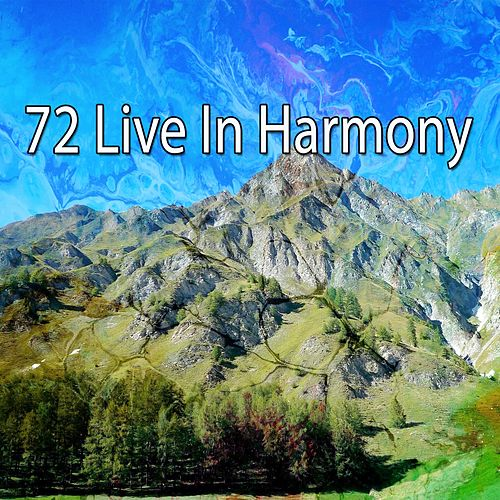 72 Live In Harmony de Best Relaxing SPA Music