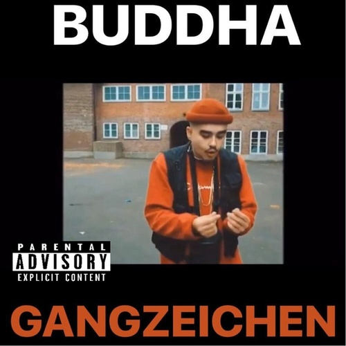 Gangzeichen de Buddha