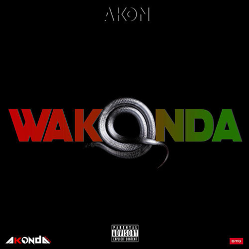 Wakanda by Akon